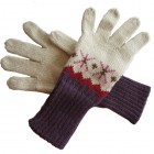 Accessories ... Intarsia Knit Gloves
